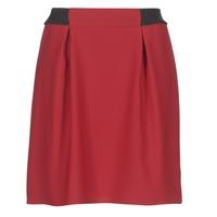Textil Ženy Sukně Naf Naf KATIA Červená