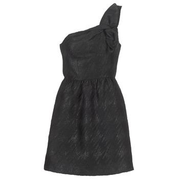 Naf Naf Krátké šaty ECLAIR - Černá