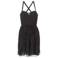 Textil Ženy Krátké šaty Naf Naf LENY R1 Černá