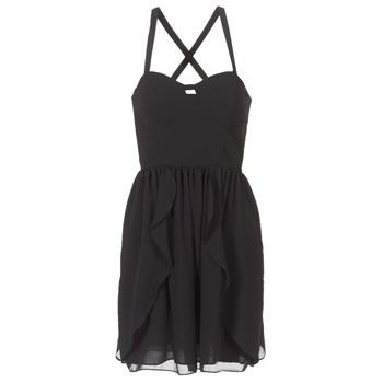 Naf Naf Krátké šaty LENY R1 - Černá