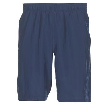 Textil Muži Kraťasy / Bermudy Under Armour WOVEN GRAPHIC WORDMARK SHORT Modrá