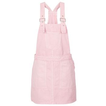 Textil Ženy Krátké šaty Vero Moda VMMALOU Růžová