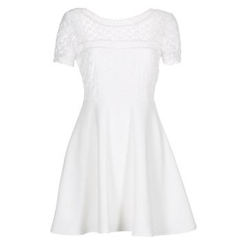 Textil Ženy Krátké šaty Betty London INLOVE Bílá