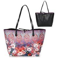 Taška Ženy Velké kabelky / Nákupní tašky Desigual BOLS_CAPRI FREYA Růžová / Vícebarevná