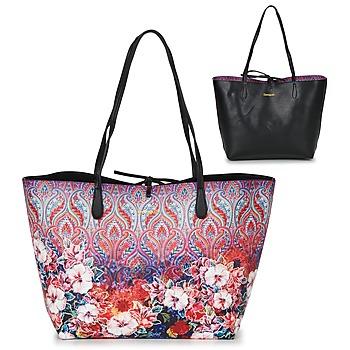 Taška Ženy Velké kabelky / Nákupní tašky Desigual BOLS_CAPRI FREYA Růžová