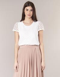 Textil Ženy Halenky / Blůzy Betty London I-LOVI Bílá