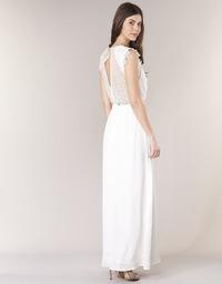 Textil Ženy Společenské šaty Betty London ILOVEYOU Bílá