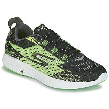 Boty Muži Běžecké / Krosové boty Skechers Go Run 5 Černá / Zelená