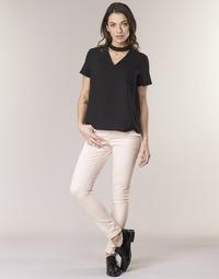 Textil Ženy Kapsáčové kalhoty Noisy May NMLUCY Růžová