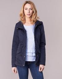 Textil Ženy Parky Only NEW KATE Tmavě modrá