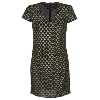 Textil Ženy Krátké šaty Only ANE MONEY Černá