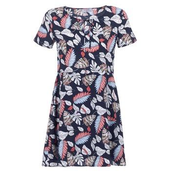 Textil Ženy Krátké šaty Casual Attitude IYURTOLAL Modrá