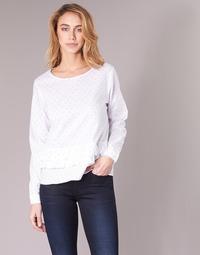Textil Ženy Halenky / Blůzy Only TINE Bílá