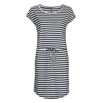 Textil Ženy Krátké šaty Only MAY Tmavě modrá