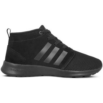 Boty Ženy Kotníkové tenisky adidas Originals CF Racer Mid Neo Černé
