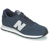 Boty Muži Nízké tenisky New Balance GM500 Tmavě modrá