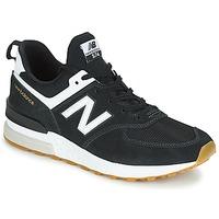 Boty Muži Nízké tenisky New Balance MS574 Černá