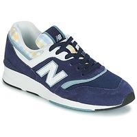 Boty Ženy Nízké tenisky New Balance WL697 Modrá