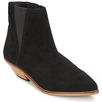 Boty Ženy Kotníkové boty Shellys London CHAN Černá