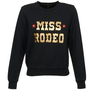 Textil Ženy Mikiny American Retro MIRKO Černá