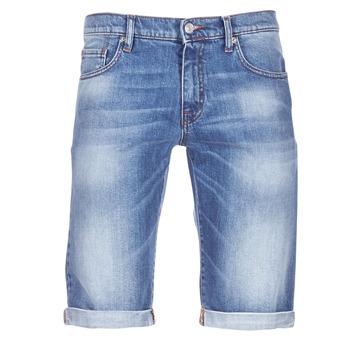 Textil Muži Kraťasy / Bermudy Yurban IXOLAK Modrá / Světlá