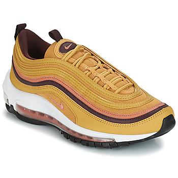 Boty Ženy Nízké tenisky Nike AIR MAX 97 W Žlutá