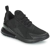 Boty Muži Nízké tenisky Nike AIR MAX 270 Černá
