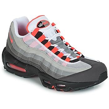 Boty Muži Nízké tenisky Nike AIR MAX 95 OG Bílá / Červená