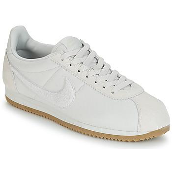 Boty Muži Nízké tenisky Nike CLASSIC CORTEZ SE Béžová