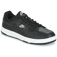 Boty Muži Nízké tenisky Nike GRANDSTAND II Černá