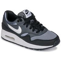 Boty Chlapecké Nízké tenisky Nike AIR MAX 1 GRADE SCHOOL Černá / Šedá