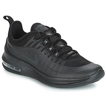 Boty Děti Nízké tenisky Nike AIR MAX AXIS GRADE SCHOOL Černá