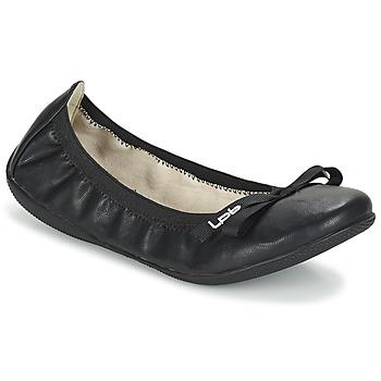 Boty Ženy Baleríny  LPB Shoes ELLA Černá