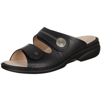Boty Ženy Dřeváky Finn Comfort Sansibar Černé
