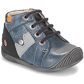 Boty Chlapecké Kotníkové tenisky GBB REGIS Tmavě modrá