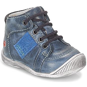 Boty Chlapecké Kotníkové boty GBB RACINE Tmavě modrá