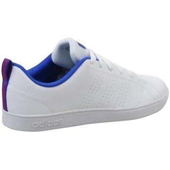 Boty Děti Nízké tenisky adidas Originals VS Advantage CL K Bílá