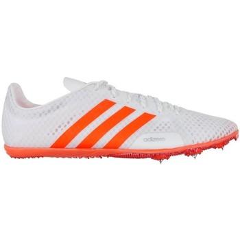 Boty Ženy Běžecké / Krosové boty adidas Originals Adizero Ambition 3 W Bílé,Červené