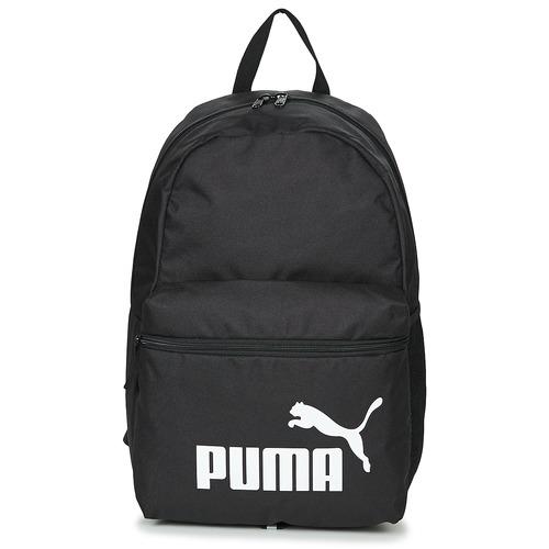 Taška Batohy Puma PHASE BACKPACK Černá