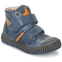 Boty Chlapecké Kotníkové boty GBB RAIFORT Modrá