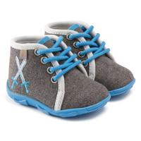 Boty Chlapecké Papuče GBB DAGONET Nebesky šedá