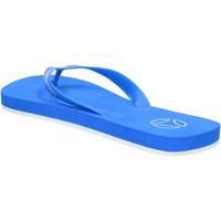 Boty Muži Žabky Momo DESIGN sandali blu gomma AG29 Blu