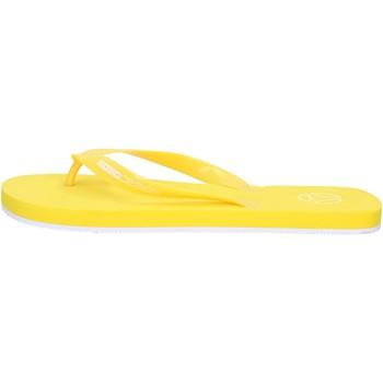 Boty Muži Žabky Momo DESIGN sandali giallo gomma AG30 Giallo