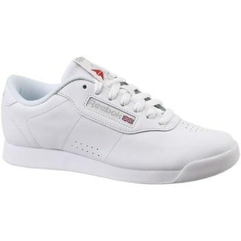 Boty Ženy Šněrovací polobotky  & Šněrovací společenská obuv Reebok Sport Princess Bílé