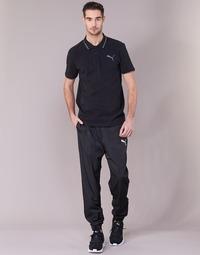 Textil Muži Teplákové kalhoty Puma ACTIVE WOVEN PANT Černá