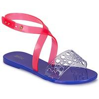 Boty Ženy Sandály Melissa TASTY Modrá / Růžová