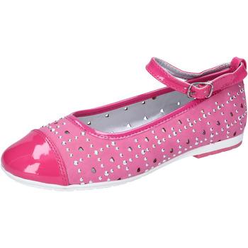Boty Dívčí Baleríny  Didiblu Baleríny AG486 Růžový
