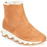 Boty Ženy Zimní boty Sorel KINETIC™ SHORT Velbloudí hnědá