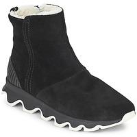 Boty Ženy Zimní boty Sorel KINETIC™ SHORT Černá