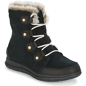 Boty Ženy Zimní boty Sorel SOREL™ EXPLORER JOAN Černá